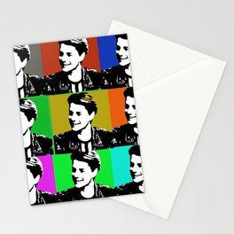 jace norman print art Stationery Cards