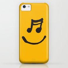 Music Makes Me Happy iPhone 5c Slim Case