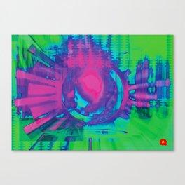 Psyecognition Canvas Print
