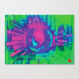 Psyecognition Canvas Print