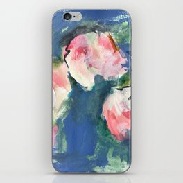 Soft Petals iPhone Skin