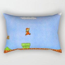 Super Mario Bros. Rectangular Pillow
