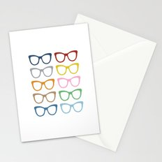 Glasses #2 Stationery Cards