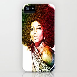 Miss Ross  iPhone Case