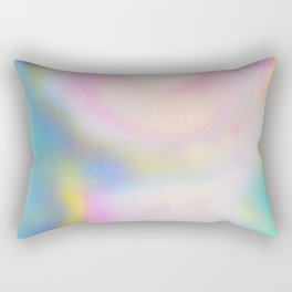 Washed Out Rectangular Pillow