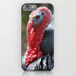 Turkey Day Dinner iPhone Case