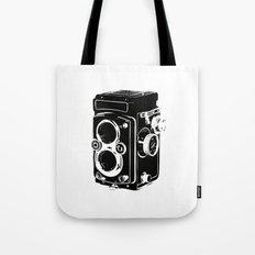 Analog power Tote Bag