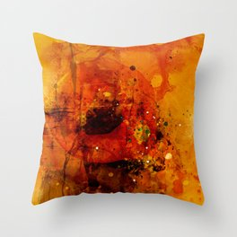 Italian intermezzo Throw Pillow
