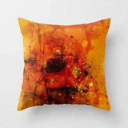 Italian intermezzo Throw Pillow