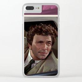 PETER FALK 1973 Clear iPhone Case