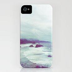 cannon beach Slim Case iPhone (4, 4s)