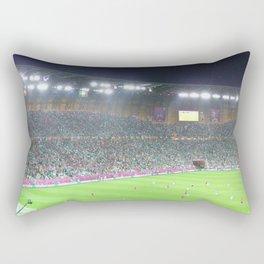 Stadion Energa Gdańsk Rectangular Pillow