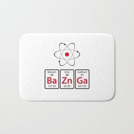 BaZnGa! Bath Mat