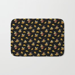 I Can Haz Cheeseburger Spaceships? Bath Mat