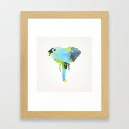 Elephant? Framed Art Print