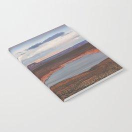 Cutting Through Lake Powell Notebook