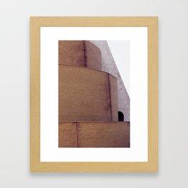 Placidity Framed Art Print