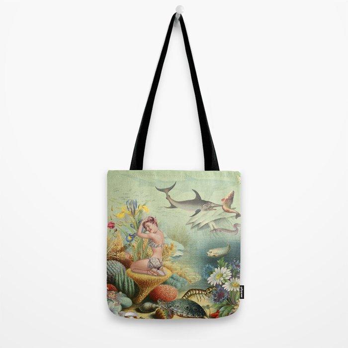 CORALLINE Tote Bag