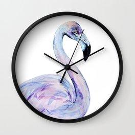 Flamingo 2 Wall Clock