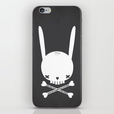 SKULL BUNNY of PIRATE - EP02 MOSS V. iPhone & iPod Skin