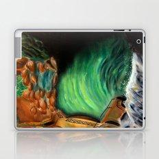 Over the falls Laptop & iPad Skin
