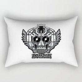 Music Mind Rectangular Pillow