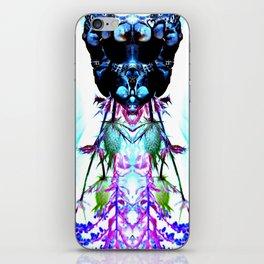 Mantis,thistle. ... iPhone Skin