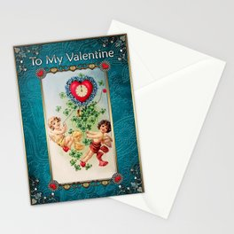 Valentine's Day Vintage Card 070 Stationery Cards
