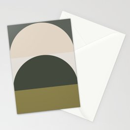 Contemporary Composition 14 Stationery Cards