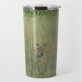 Playing hide and seek Travel Mug