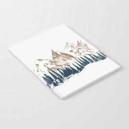 mountains 9 Notebook