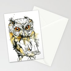 Little Screech Stationery Cards