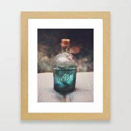What Lurks Beneath Framed Art Print