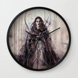 The Valiant Wall Clock