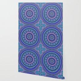 Hippie mandala 29 Wallpaper