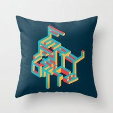 Future Throw Pillow