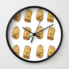 #inktober2016:onedozen Wall Clock
