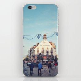 Dieppe Town iPhone Skin