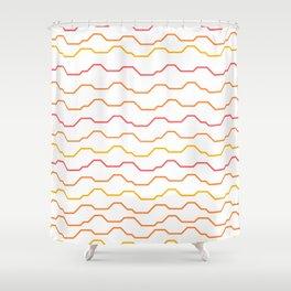 Hotdiggity Shower Curtain
