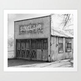 Sinclair Art Print