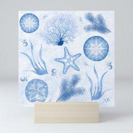Ocean Wishes Mini Art Print