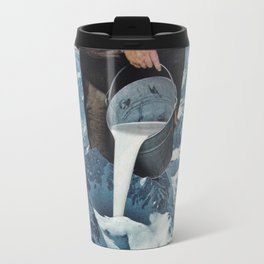 Milky Mountain Travel Mug