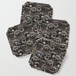 Social Sloths Coaster