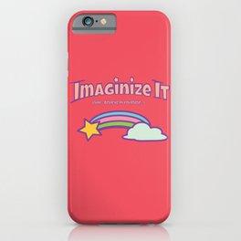 Imaginize It iPhone Case
