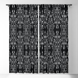 Arrows Vintage Pattern 20 Blackout Curtain