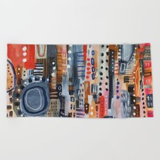 Lost in Translation Beach Towel