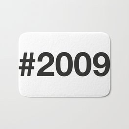 2009 Bath Mat