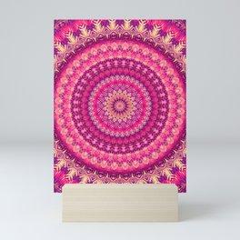 Mandala 303 Mini Art Print
