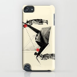 In Search Of Beauty (Circa 1876) iPhone Case