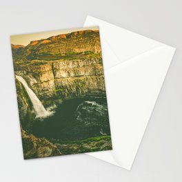 Hidden Waterfall Stationery Cards